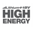 High Energy 18 V