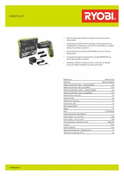 RYOBI R4SDP  5133003689 A4 PDF