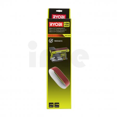RYOBI BSS100A5 5ks sada stacionárního papíru do pásové brusky 5132003683