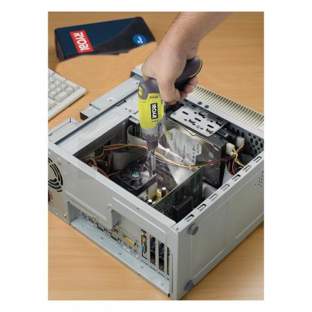 RYOBI CSD41 4V Akumulátorový šroubovák 5133000088