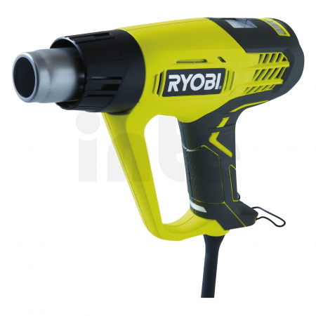 RYOBI EHG2000LCD 2000W LCD horkovzdušná pistole 5133001730