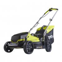 RYOBI RLM1833B 18V Akumulátorová sekačka na trávu, šířka záběru 33cm 5133004305