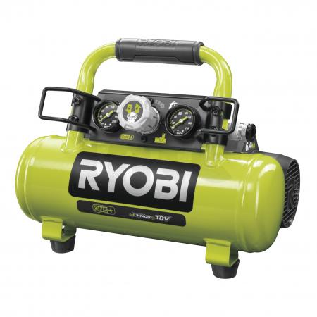 RYOBI R18AC 18V Akumulátorový kompresor 5133004540