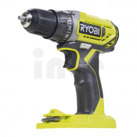 RYOBI R18DD2 18V Akumulátorový vrtací šroubovák 5133003816