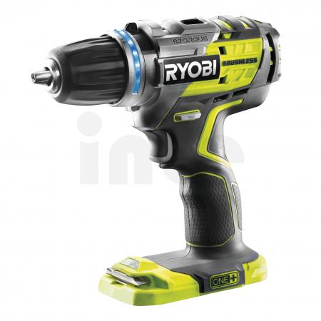 RYOBI R18DDBL 18V Bezuhlíkový akumulátorový vrtací šroubovák 5133002437