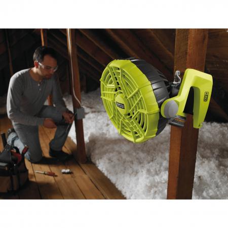 RYOBI R18F 18V Akumulátorový ventilátor 5133002612