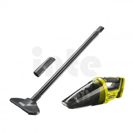 RYOBI R18HVF 18V Akumulátorový ruční vysavač se sadou pro péči o podlahu 5133003835
