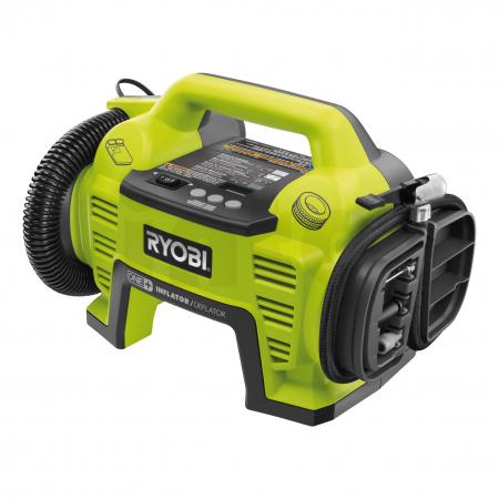 RYOBI R18I 18V Akumulátorový inflátor 5133001834