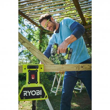 RYOBI R18IDBL 18V Bezuhlíkový akumulátorový rázový utahovák 5133002662
