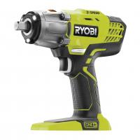 RYOBI R18IW3 18V Akumulátorový třírychlostní rázový utahovák 5133002436