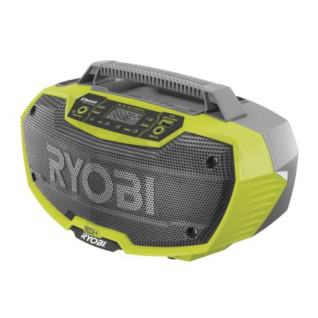 RYOBI R18RH 18V Akumulátorové rádio s Bluetooth® 5133002734