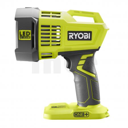 RYOBI R18SPL 18V Akumulátorový LED Hi-Beam bodový reflektor 5133003372