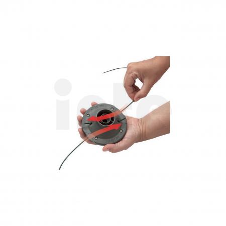 RYOBI RAC113 Strunová hlava Pro Cut II™ k benzínové strunové sekačce s 2.7mm strunou (10ks v balení) 5132002577