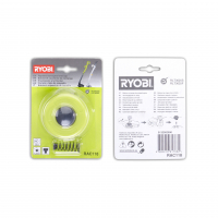 RYOBI RAC118 Cívka a kryt do elektrické strunové sekačky s 1.2mm strunou 5132002590
