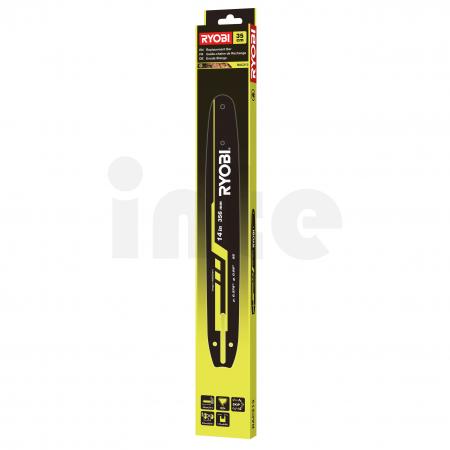 """RYOBI RAC213 14""""/35cm lišta do benzínové řetězové pily 5132002575"""