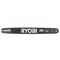 """RYOBI RAC233 20""""/50cm lišta do benzínové řetězové pily 5132002479"""