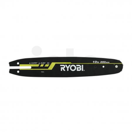"""RYOBI RAC239 10""""/25cm lišta do elektrické síťové tyčové prořezávací pily 5132002714"""