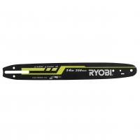 RYOBI RAC241 35cm lišta do řetězové pily 5132002711