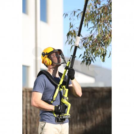 RYOBI RAC805 Ergonomické popruhy pro odvětvování prostřednictvím tyče a stříhání živých plotů 5132002765