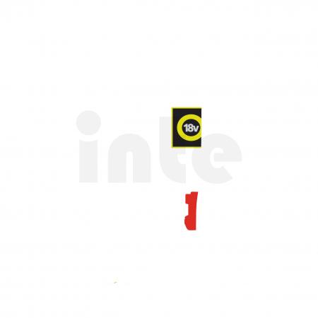RYOBI RAD1801 18V Akumulátorová pravoúhlá vrtačka 5133001166