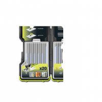 RYOBI RAK20JB 20ks sada pilových plátků pro přímočaré pily 5132002261