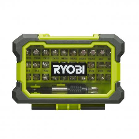 RYOBI RAK32MSD 32ks sada šroubovacích bitů 5132002798