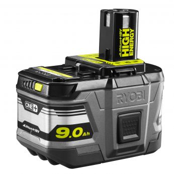 RYOBI RB18L90 18V Lithium+ HIGH ENERGY akumulátor 9.0Ah 5133002865