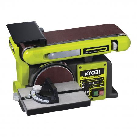 RYOBI RBDS4601G 375W Pásová a kotoučová bruska 5133002858