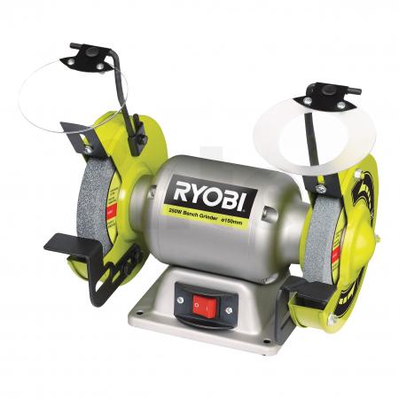 RYOBI RBG6G1 250W Stolní bruska 5133004823