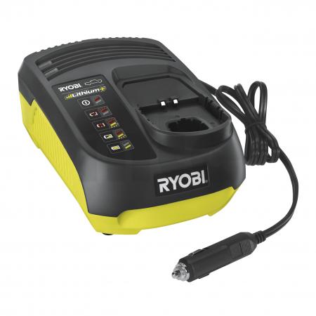 RYOBI RC18118C 18V ONE+ nabíječka do auta 5133002893