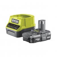 RYOBI RC18120-113 18V Sada akumulátoru s nabíječkou (1x1.3Ah) 5133003354