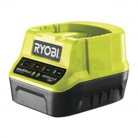 RYOBI RC18120 18V ONE+ kompaktní nabíječka 5133002891
