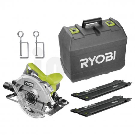 RYOBI RCS1600 1600W Okružní pila s vodící lištou 5133003387