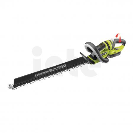 RYOBI RHT1851R 18V Akumulátorový plotostřih, délka lišty 50cm (1x2.0Ah) 5133003714