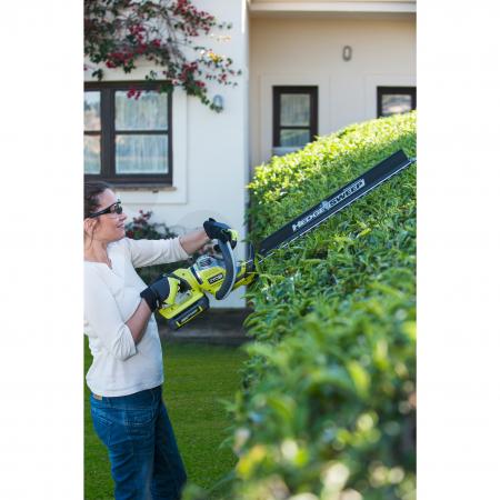 RYOBI RHT36C60R 36V Akumulátorový plotostřih, délka lišty 60cm (1x2.6Ah) 5133002527