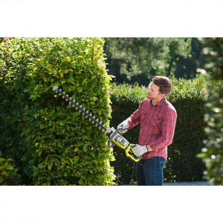 RYOBI RHT8165RL 800W Elektrický plotostřih, délka lišty 65cm, šířka střihu 34mm 5133003649