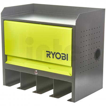 RYOBI RHWS-01 Nástěnná jednodvéřová skříň do garáže 5132004358