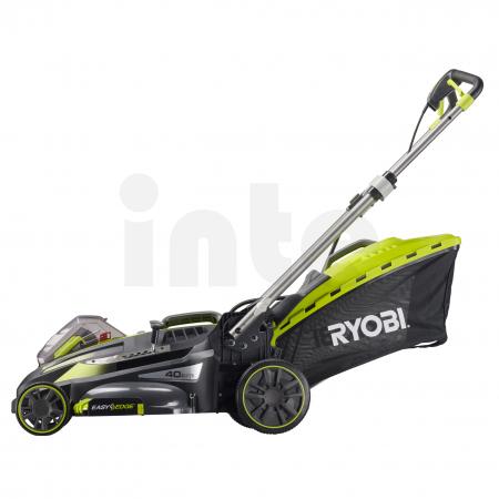 RYOBI RLM36X41H 36V Akumulátorová travní sekačka, šířka záběru 40cm (1x 4.0Ah) 5133002806