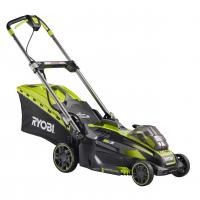 RYOBI RLM36X46H5P 36V Bezuhlíková akumulátorová sekačka na trávu s Power Assist, šířka záběru 46cm (1x5.0Ah) 5133002811