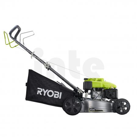 RYOBI RLM4114 Benzínová travní sekačka OHV 140cm³, šířka záběru 41cm 5133002884
