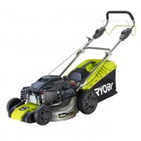 RYOBI RLM46175Y Benzinová travní sekačka 175cm3 OHC, šířka záběru 46cm 5133003671