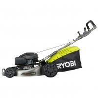 RYOBI RLM53190YV Benzinová travní sekačka 190cm³ OHC, šířka záběru 53cm 5133003672
