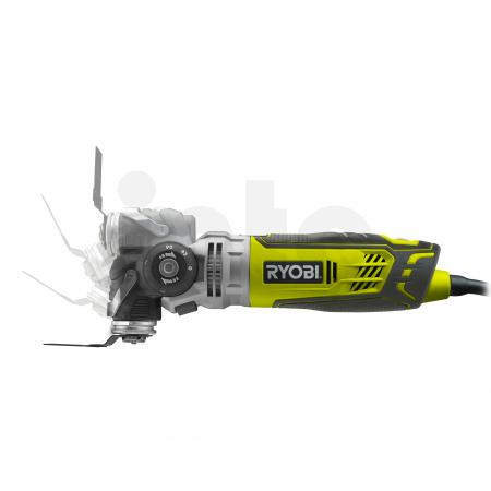 RYOBI RMT300 300W Multifunkční nářadí s kufrem 5133002434