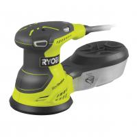 RYOBI ROS310 310W Excentrická vibrační bruska + 20x brusný papír 5133003616