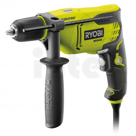 RYOBI RPD680 680W Příklepová vrtačka 5133002016