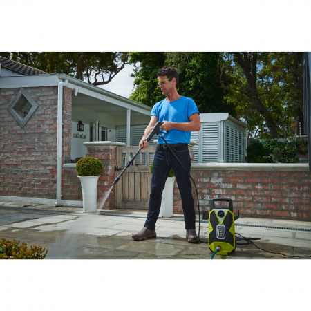 RYOBI RPW110B Elektrický vysokotlaký čistič 110Bar 5133003747