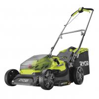 RYOBI RY18LM37A 18V Akumulátorová sekačka na trávu, šířka záběru 37cm (1x 4.0Ah) 5133004578