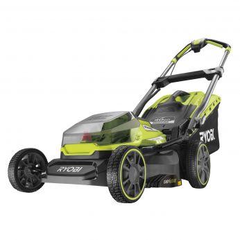 RYOBI RY18LMX40A 18V Akumulátorová sekačka na trávu, šířka záběru 40cm (1x5.0Ah) 5133004585