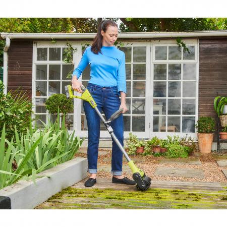 RYOBI PC18PCB 18V Akumulátorový patio čistič s rýžákem 5133004729
