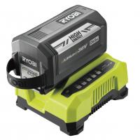 RYOBI RY36BC60A-160 36V High Energy akumulátor 6.0Ah + rychlonabíječka 5133004706